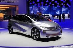盘点巴黎车展十大首发概念车 引领未来