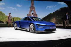 大众XL Sport巴黎发布 1.2L混合动力