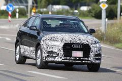 奥迪将推小改款Q3车型 预计年底发布