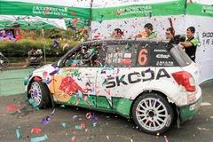 CRC斯柯达总结 林德伟夺中国车手冠军