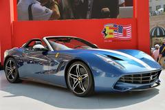 法拉利F60 America亮相 全球限量10台
