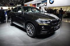 宝马全新一代X6将于广州车展正式上市