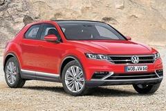 高品质小型SUV前瞻 大众将推全新车型