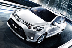 一汽-丰田威驰星光版上市 售9.48万起