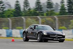 体验奔驰AMG驾驶学院 享受乐趣与激情