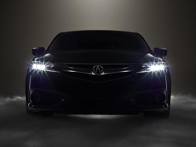 新款讴歌ILX预告图 洛杉矶车展首发