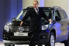大众俄罗斯工厂停产 途观Polo受影响