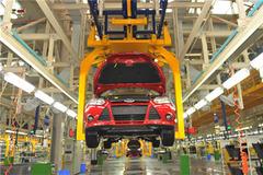 长安福特第三整车厂落成 产能增36万辆