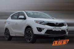曝东南DX7无伪谍照 新车或售10-15万