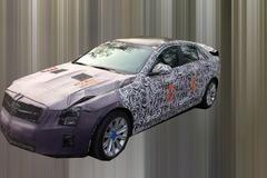 曝国产凯迪拉克ATS-L换标 2015年上市