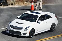 凯迪拉克ATS-V Coupe将洛杉矶车展发布