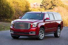 GMC将推多款全新SUV 与Jeep展开竞争