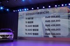 重新定位:解读沃尔沃国产XC60定价策略