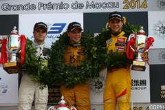 F3洲际杯激战澳门 罗斯基维斯特夺冠
