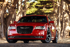 新克莱斯勒300C官图 洛杉矶车展发布