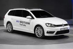 2014洛杉矶车展:高尔夫Hymotion发布