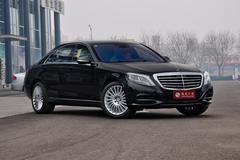 2014广州车展:S 400 L四驱版上市