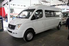 2014广州车展:上汽大通2015款V80上市