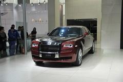 2014广州车展:古斯特Ⅱ特别版亮相
