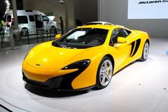 2014广州车展:迈凯轮625C售349.8万起
