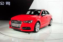 2014广州车展:奥迪全新S3售39.98万