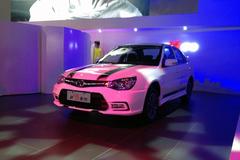 2014广州车展:东南新V3菱悦5.69万起
