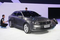 广州车展首发紧凑车 新款大众速腾领衔