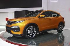 本田XR-V售价点评 合资小型SUV硬汉派