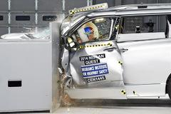 四款厢式旅行车获IIHS碰撞测试差评