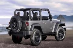 2018款Jeep牧马人 将使用八速变速箱