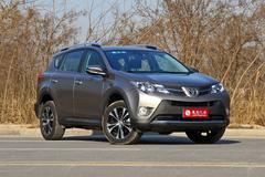 新款RAV4增两驱新车型 预计售19.98万