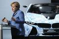 默克尔:德国将加大对电动车销售补贴