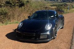 保时捷911 GT3 RS最新消息 明年3月亮相