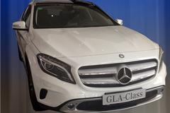 奔驰在华新车计划 国产GLA将拉低售价