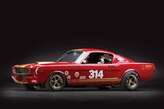 《经典车》1966款Mustang GT350赛车