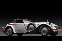 《经典车》1928款梅赛德斯-奔驰680S