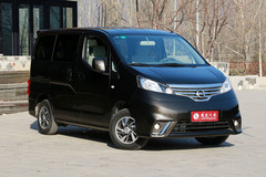 NV200 CVT国五车型上市 售11.78万元起