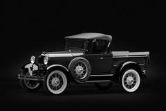《经典车》1929年福特A型敞篷皮卡