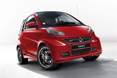 smart限量版车型上市 售12.8888万起