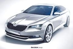 斯柯达新一代速派或将2015年国产上市