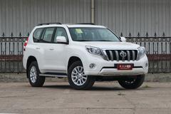 丰田普拉多2.7L明年国产 或低于40万