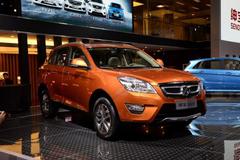 绅宝X65于2015年3月上市 或售12万起