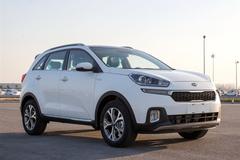 起亚傲跑将3月12日上市 定位小型SUV