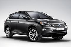 雷克萨斯将在2015北美车展发布新款RX