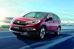 2015款欧版本田CR-V信息 明年春季开售