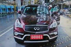 国产QX50有望3月10日上市 或售35万起
