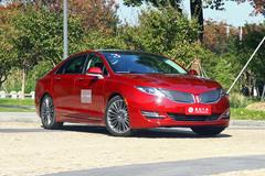 2014中国汽车年度设计车型:林肯MKZ