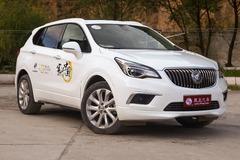 2014年度科技车型:别克昂科威