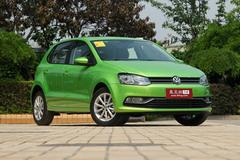 2014年度小型车:上海大众New Polo