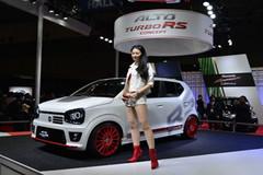 奥拓RS Turbo日本亮相 基于第8代车型